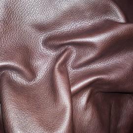Piele naturala tapiterie maro Lichidare stoc