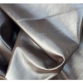 Piele naturala tapiterie maro venghe